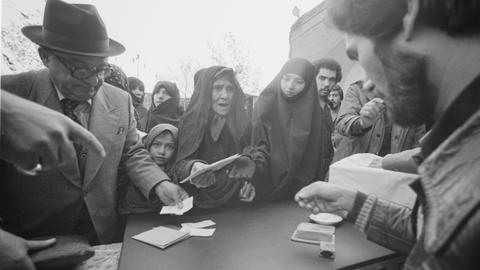 Forty years of the Iranian Revolution: Referendum on the Islamic Republic
