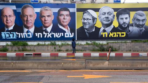 Gantz vs Netanyahu: the race between two leaders accused of corruption