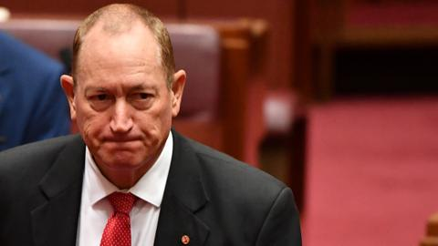 Australian senator censured for blaming Muslim victims of NZ terror attack