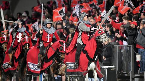 Rugby - Crusaders to hold independent review of team name, branding