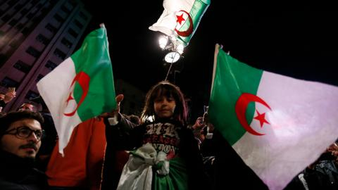 A battle has been won, but the struggle continues, what now for Algeria?