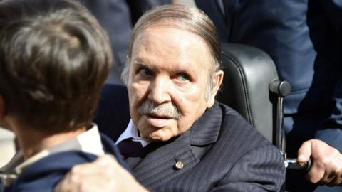 Algeria's Constitutional Council declares 'vacancy of presidency'