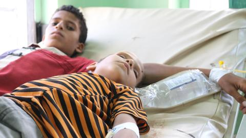 New cholera outbreak in Yemen is spreading at a speed never seen before