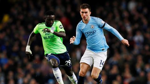 Soccer-City in command at the top after win over Cardiff