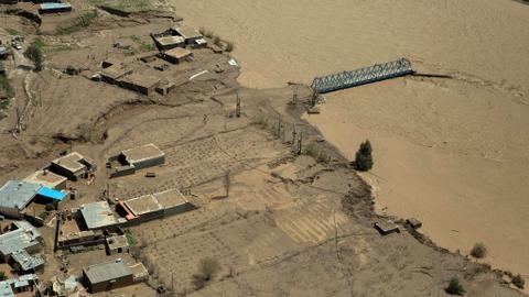 Iran flood death toll reaches 62