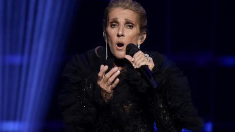 Celine Dion announces 'Courage' tour and album