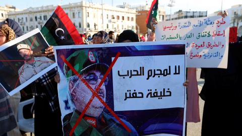 Libya's Haftar is eyeing Tripoli. What's at stake?