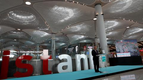 New Istanbul Airport – 'The Great Move' begins