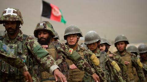 Taliban attack in Afghan province kills at least 32 troops