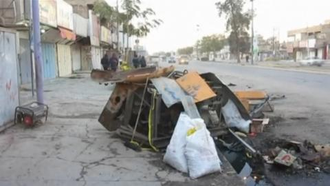 Car bomb in Baghdad kills at least seven