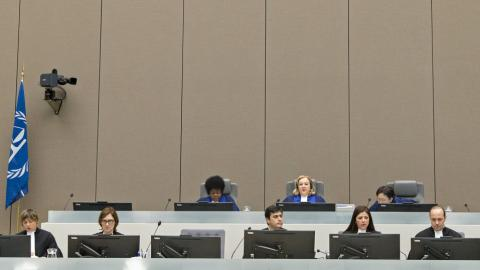 S Africa court says country's move to withdraw from the ICC is invalid