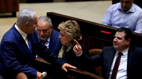 Israeli polls see Netanyahu ahead, but many still undecided