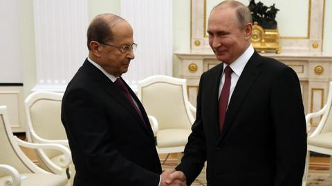 Can Lebanon afford to offend America by befriending Russia?