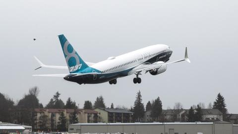 Boeing to cut production of 737 Max 8 aircraft by nearly 20 percent