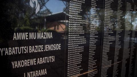 Rwanda begins 100-day mourning for genocide victims