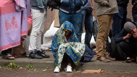 Refugees struggle in Belgium amid govt plans to curb immigration