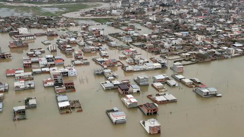 US sanctions block aid efforts to flood-stricken towns in Iran