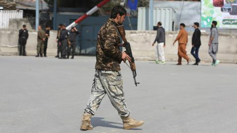 Afghan forces battle Taliban for fifth day in western province