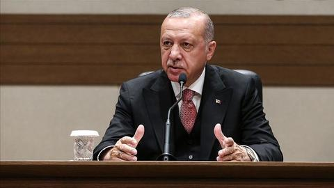 President Erdogan says Turkey-Russia cooperation continues to rise