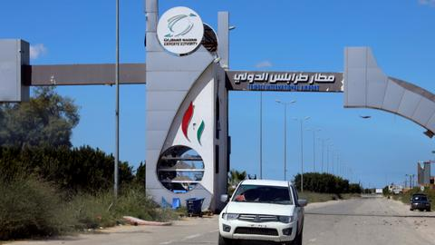 Libya's besieged capital gets water back after two days