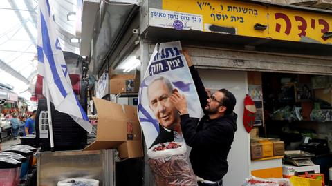 Israeli elections and the Palestinian question