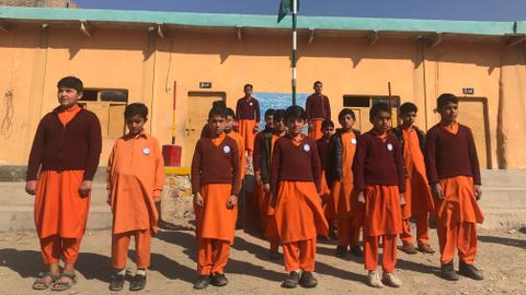Fighting the fence: how some Afghans cross the Pakistan line for learning
