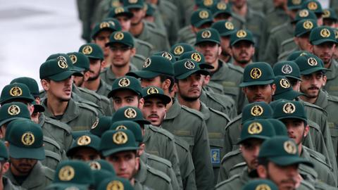 Trump blacklisting of Iran's elite Guard could backfire – experts