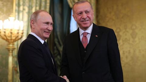 Turkey, Russia eye clearing Syria's Idlib of terrorism