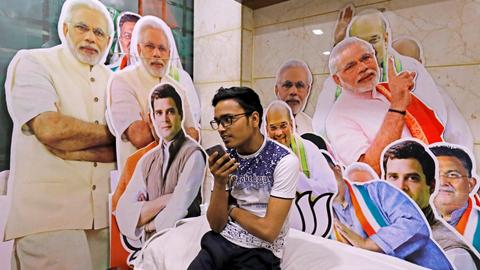 Voters gear up for India's elections