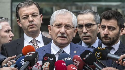 Turkey's mayoral polls still in legal process - election authority chief