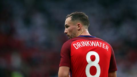 Chelsea's Drinkwater charged with drink driving
