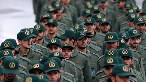 Trump's Iranian Revolutionary Guard policy endangers the Middle East