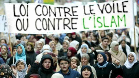 France's Islamophobia and its roots in French colonialism