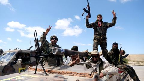 Libya's battle of the militias: How did it all start?