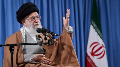 US blacklisting of Iran's Revolutionary Guard 'vicious move' - Khamenei