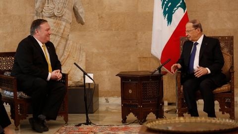 Can Lebanese government afford to take action against Hezbollah?