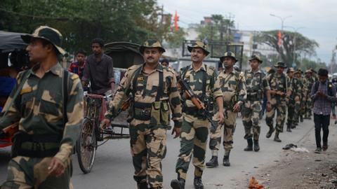 Seven dead in attacks on Hindu leaders ahead of India polls