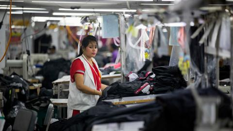 First female boss vows to shake up Bangladesh's fashion factories