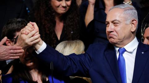 Could Corruption Charges Break Israel's Next Government?