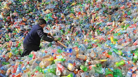 China spurs a major reshuffle in global recycling
