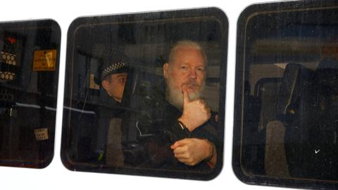 Swedish prosecutor files request to detain Assange over rape allegation