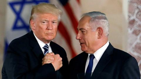 Netanyahu chooses US White Supremacy over Israel's Interests in DC