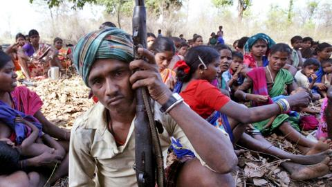 Who are the Naxalites and why do they boycott Indian elections?