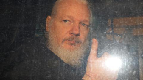 Julian Assange now faces the battle for his life