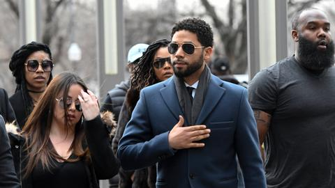 City of Chicago sues Jussie Smollett for investigative costs