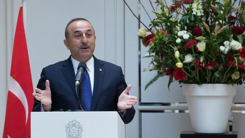 France can't lecture us on genocide, history - Turkish FM
