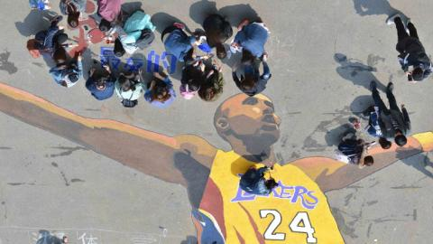 Kobe's retirement leaves gaping hole for his fans in China