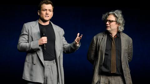 After saving 'Rhapsody,' Dexter Fletcher stitches Elton John memories