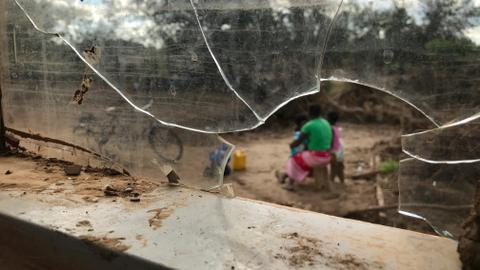Famine fears in cyclone-hit Mozambique