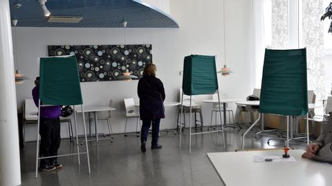 Finnish Social Democrats on top in partial election result